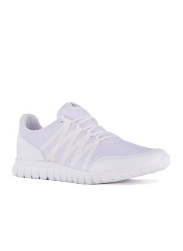 Slazenger Access Erkek Koşu Ayakkabısı Beyaz